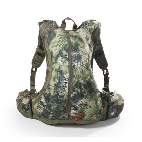 Python pattern hunting backpack